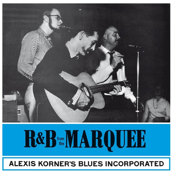 Alexis Korner Alexis Korner - R b From The Marquee (180 Gr) бинокль bushnell h2o roof 10x42