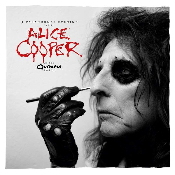 Alice Cooper Alice Cooper - A Paranormal Evening At Olympia Paris (2 Lp, Colour) каподастр alice a007d bk a