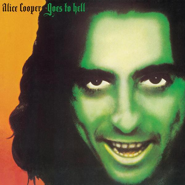 Alice Cooper Alice Cooper - Alice Cooper Goes To Hell (colour) middle eastern patterns to colour
