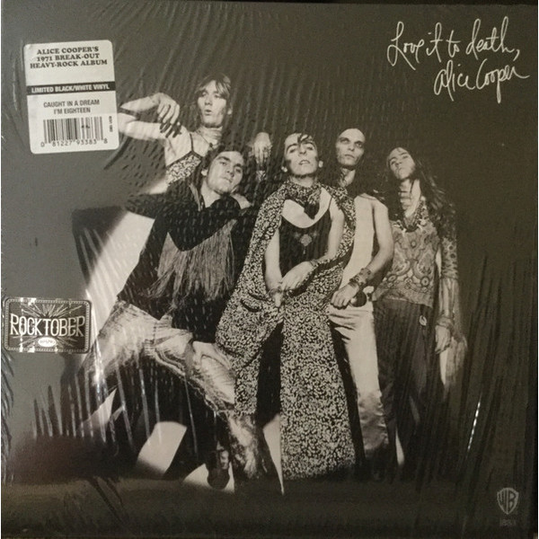 Alice Cooper Alice Cooper - Love It To Death (colour) alice cooper super duper alice cooper welcome to his nightmare