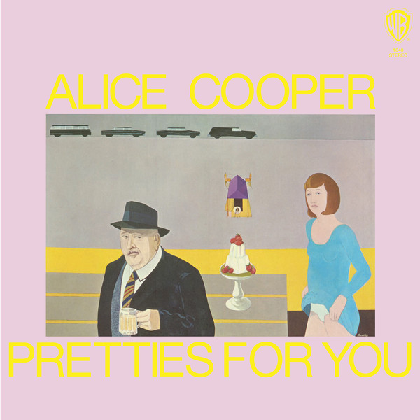 Alice Cooper Alice Cooper - Pretties For You (colour) moda alice moda alice mo056awivw43