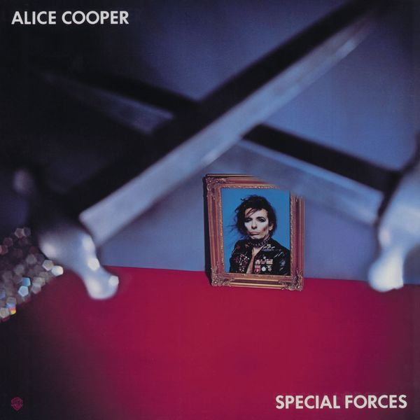 Alice Cooper Alice Cooper - Special Forces (colour) элис купер alice cooper special forces