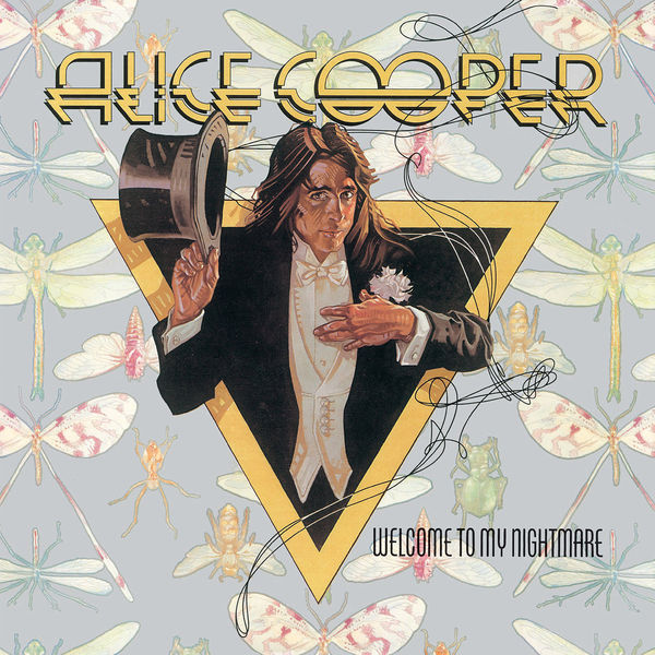 Alice Cooper Alice Cooper - Welcome To My Nightmare (colour) moda alice moda alice mo056awivw43