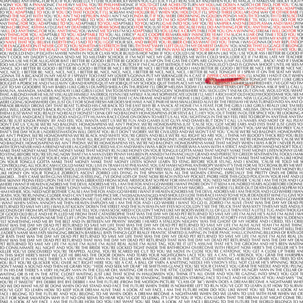 Alice Cooper - Zipper Catches Skin (colour)