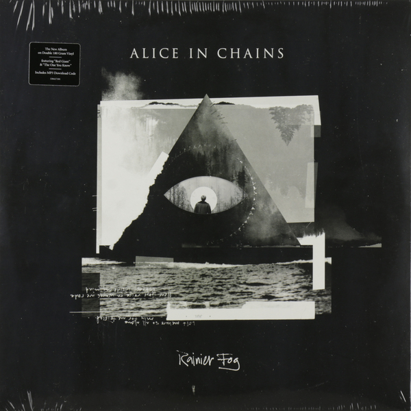 Alice In Chains Alice In Chains - Rainier Fog (2 LP)