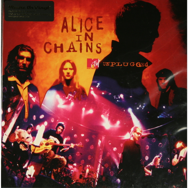цена на Alice In Chains Alice In Chains - Mtv Unplugged (2 Lp, 180 Gr)