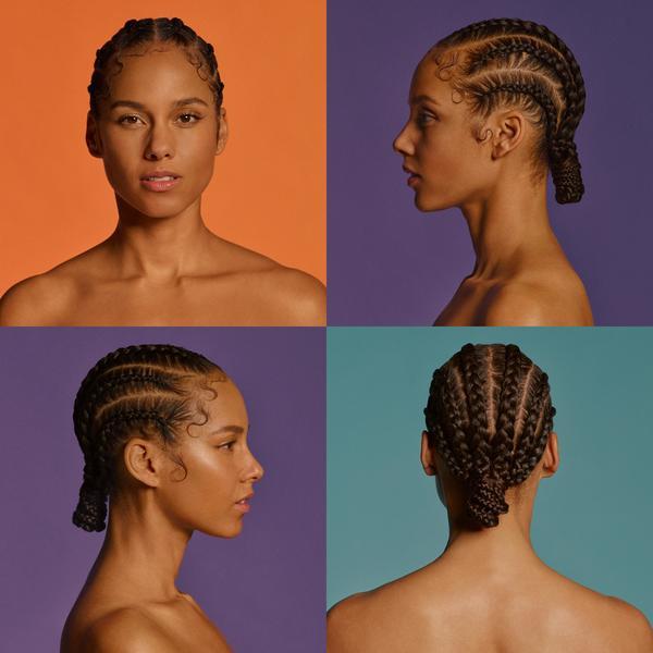 Alicia Keys - (colour, 2 LP)