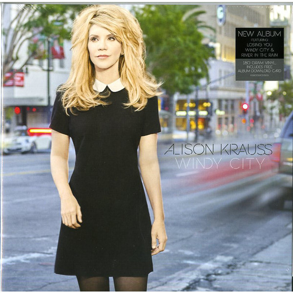 Alison Krauss Alison Krauss - Windy City alison kent no strings attached