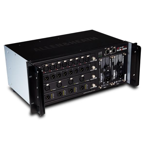 Цифровой микшерный пульт Allen & Heath Цифровой микшерный модуль  DLIVE-DX32 микшерный пульт с усилением behringer pmp580s europower