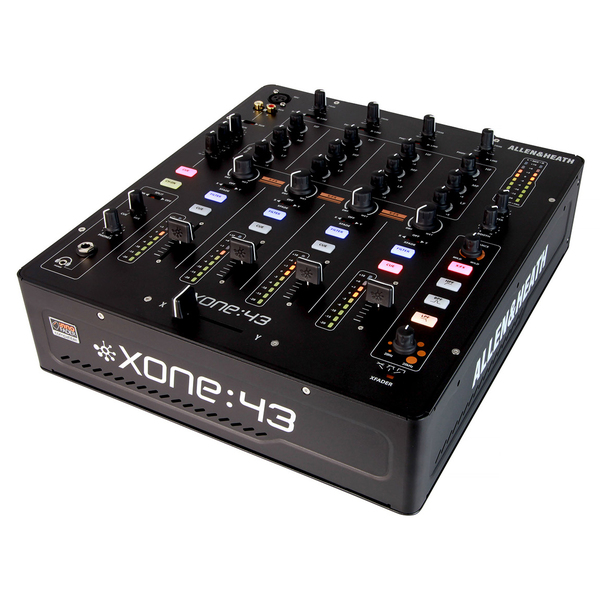 DJ микшерный пульт Allen & Heath Xone:43 аналоговый микшер allen