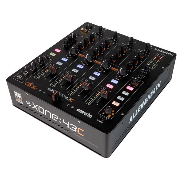 DJ микшерный пульт Allen & Heath Xone:43C аналоговый микшер allen