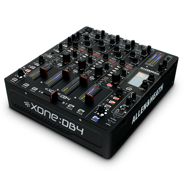 DJ микшерный пульт Allen & Heath XONE:DB4 аудиоинтерфейс lexicon lambda
