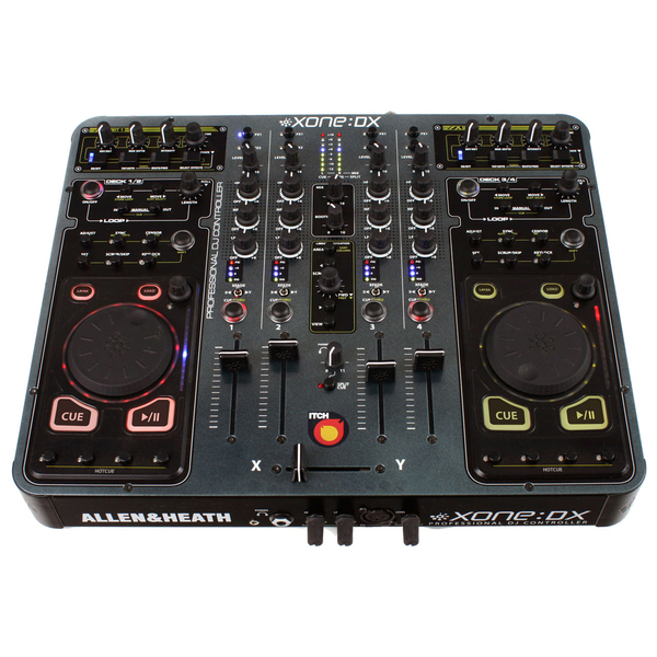 DJ контроллер Allen & Heath