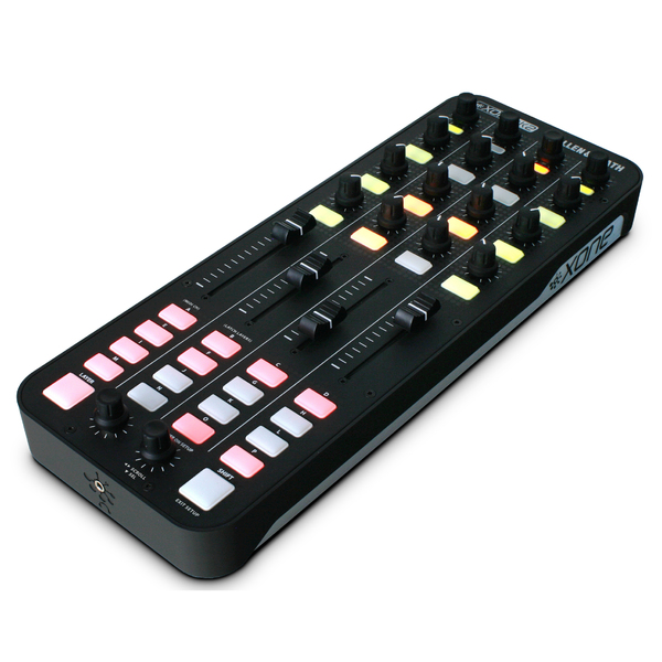 DJ контроллер Allen & Heath XONE:K2 midi dj контроллер samson graphite md13