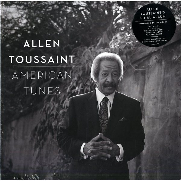 Allen Toussaint Allen Toussaint - American Tunes (2 LP) allen toussaint allen toussaint american tunes 2 lp