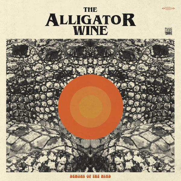 Alligator Wine - Demons Of The Mind (lp + Cd, 180 Gr)