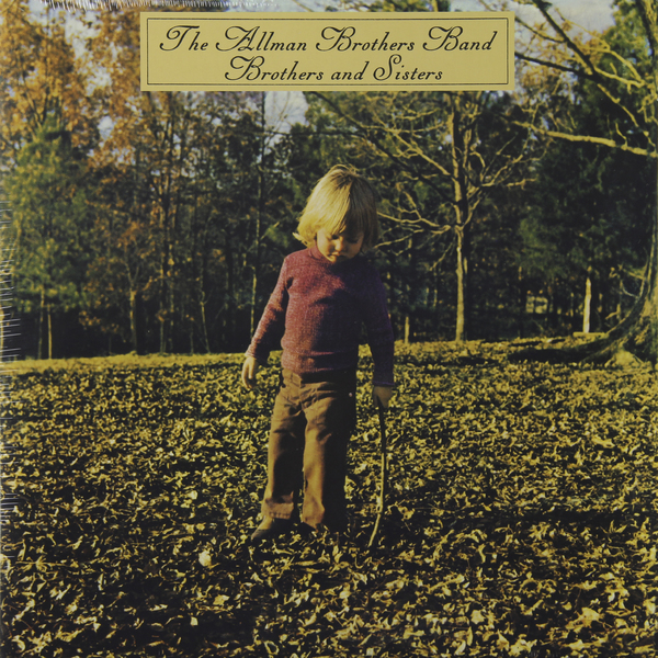 Allman Brothers Band Allman Brothers Band - Brothers And Sisters the allman brothers band the allman brothers band brothers and sisters lp