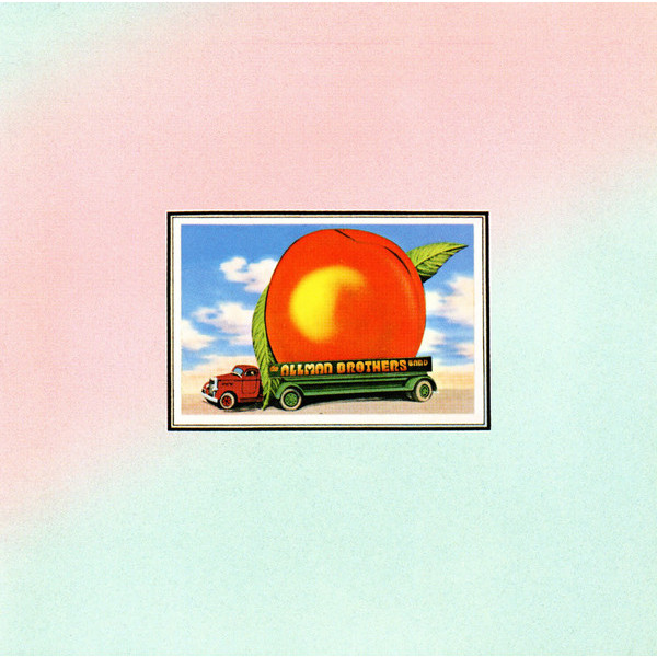 Allman Brothers Band Allman Brothers Band-eat A Peach (2 LP) the allman brothers band the allman brothers band at fillmore east 2 lp