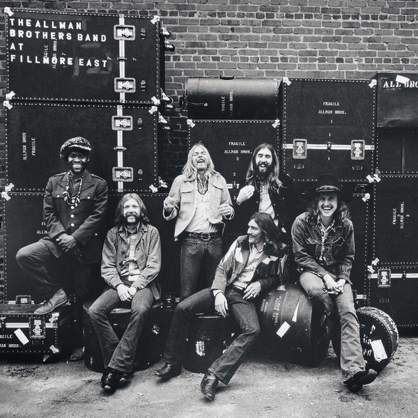 Allman Brothers Band Allman Brothers Band - At Fillmore East (2 LP) the allman brothers band the allman brothers band at fillmore east 2 lp