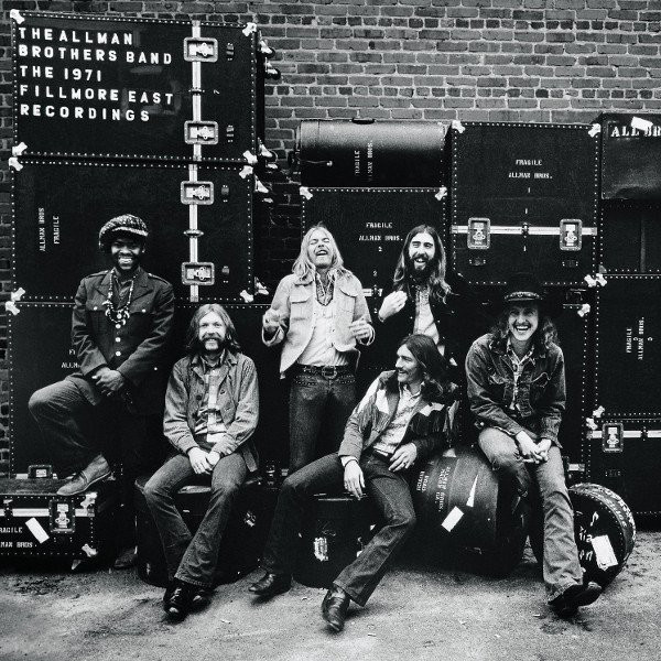 Allman Brothers Band Allman Brothers Band - The 1971 Fillmore East Recordings (4 LP) the robert cray band robert cray band nothin but love lp