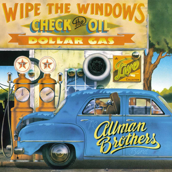 Allman Brothers Band Allman Brothers Band - Wipe The Windows, Check The Oil Dollar Gas (2 LP) the allman brothers band the allman brothers band at fillmore east 2 lp