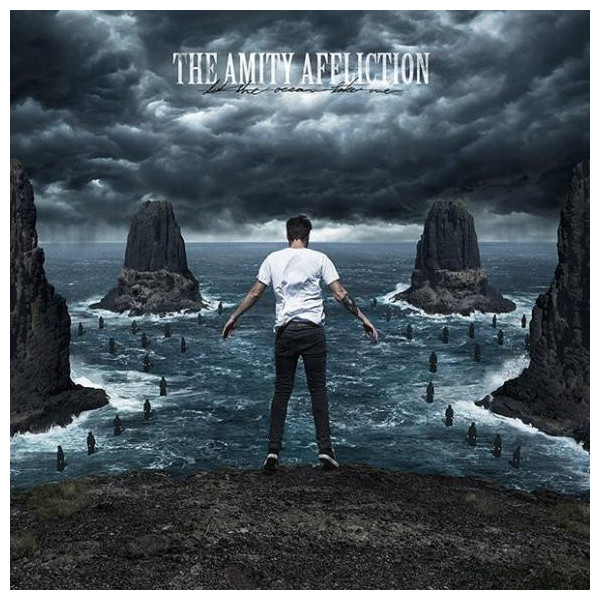 Amity Affliction Amity Affliction - Let The Ocean Take Me (180 Gr) guano apes guano apes proud like a god 180 gr colour