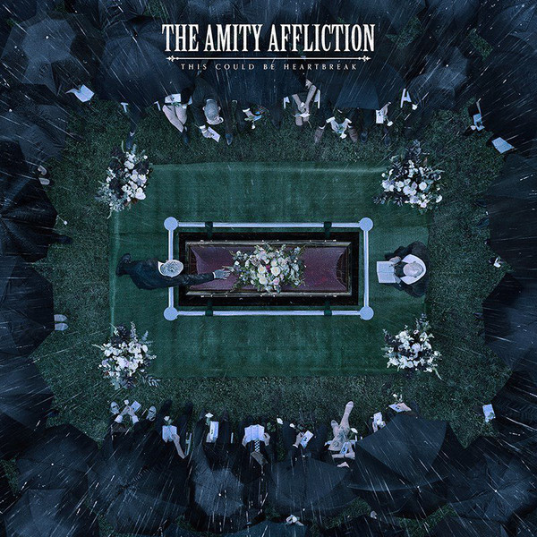 Amity Affliction Amity Affliction - This Could Be Heartbreak (180 Gr) футболка affliction affliction af405emohy55
