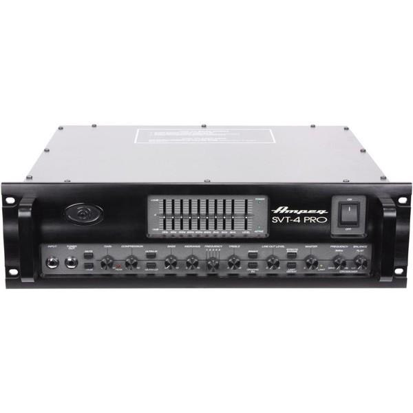 Басовый усилитель Ampeg SVT-4PRO басовый комбоусилитель ampeg ba 108v2