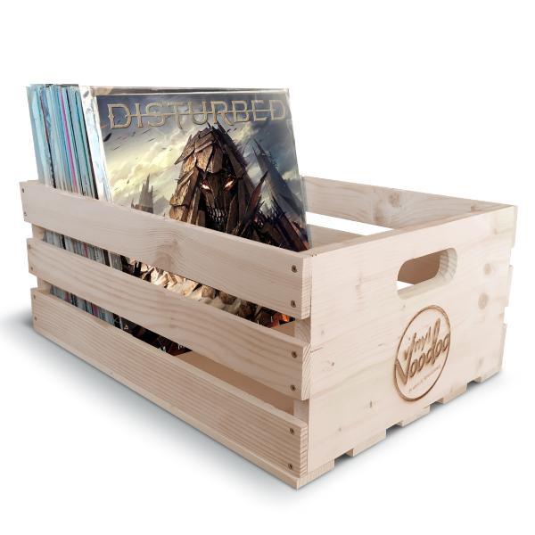 Подставка для виниловых пластинок Analog Renaissance Ящик Vinyl Voodoo