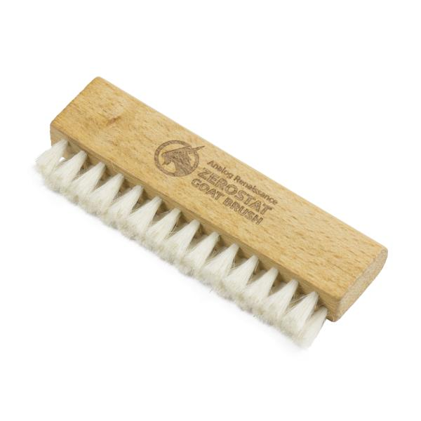 Щетка антистатическая Analog Renaissance Zerostat Goat Brush щетка finger brush small olivia garden