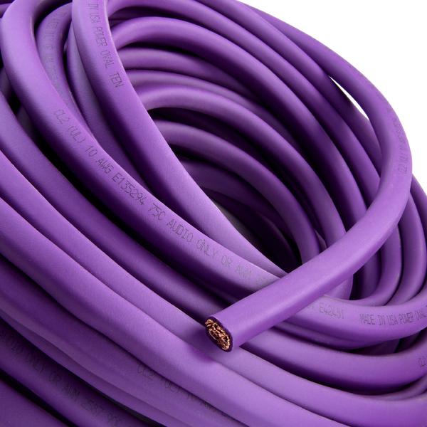 Кабель сетевой в нарезку Analysis-Plus Power Oval 10 кабель