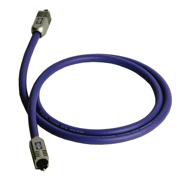 Кабель оптический Analysis-Plus Toslink Optical Digital Cable 1 m