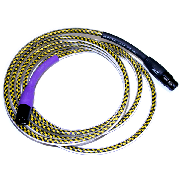 Фото - Кабель микрофонный Analysis-Plus Yellow Oval Mic 6 m standard usb 3 0 a male am to usb 3 0 a female af usb3 0 extension cable 0 3 m 0 6 m 1 m 1 5 m 1 8m 3m 1ft 2ft 3ft 5ft 6ft 10ft