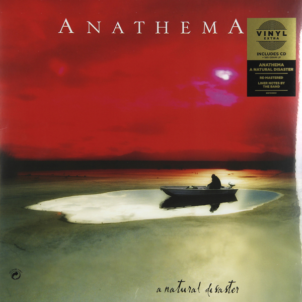 Anathema Anathema - A Natural Disaster (lp + Cd) atoma lp cd
