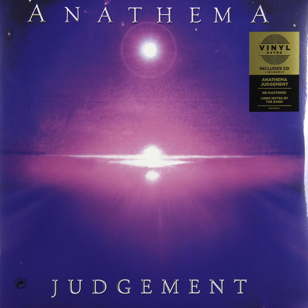 Anathema Anathema - Judgement (lp 180 Gr + Cd) atoma lp cd