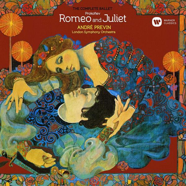 Prokofiev ProkofievAndre Previn - : Romeo Juliet (3 Lp, 180 Gr)