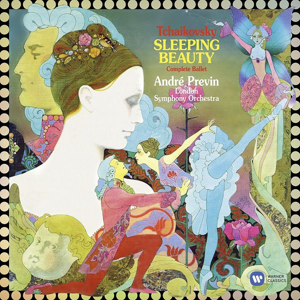 Tchaikovsky TchaikovskyAndre Previn - : The Sleeping Beauty (3 Lp, 180 Gr)