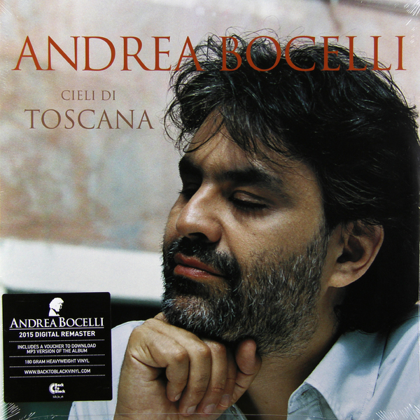 Andrea Bocelli Andrea Bocelli - Cieli Di Toscana (2 Lp, 180 Gr) ten years after ten years after undead expanded 2 lp 180 gr