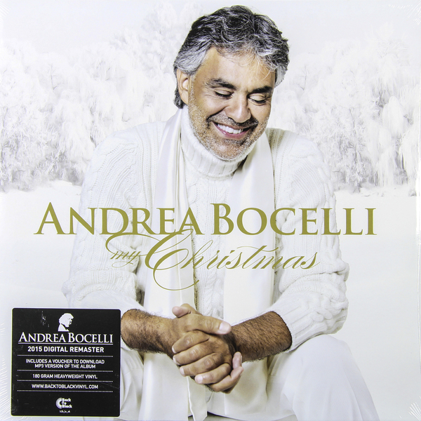 Andrea Bocelli Andrea Bocelli - My Christmas (2 Lp, 180 Gr) helloween helloween my god given right 2 lp picture disc