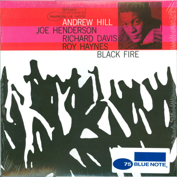 Andrew Hill Andrew Hill - Black Fire andrew zuckerman music