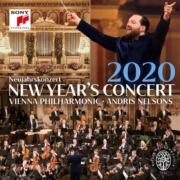 Andris Nelsons Wiener Philharmoniker - Neujahrskonzert 2020 / New Years Concert (3 LP)