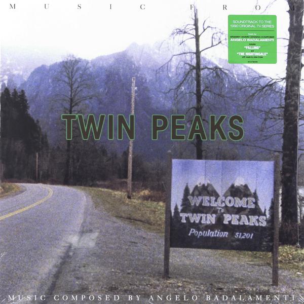 Саундтрек СаундтрекAngelo Badalamenti - Twin Peaks