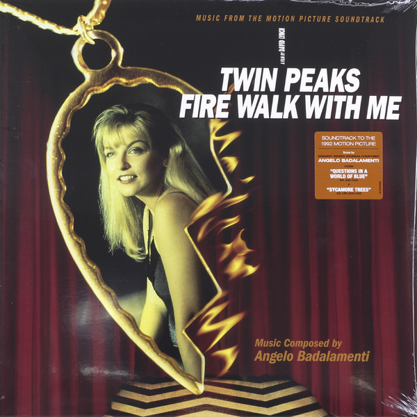 Саундтрек СаундтрекAngelo Badalamenti - Twin Peaks. Fire Walk With Me виниловая пластинка сборник twin peaks limited event series soundtrack score