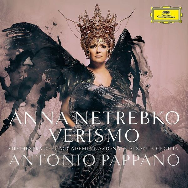 Anna Netrebko Anna Netrebko - Verismo (2 LP) anna netrebko dmitri hvorostovsky live from red square moscow blu ray