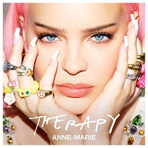 Anne-marie - Therapy (limited, Orange Vinyl)
