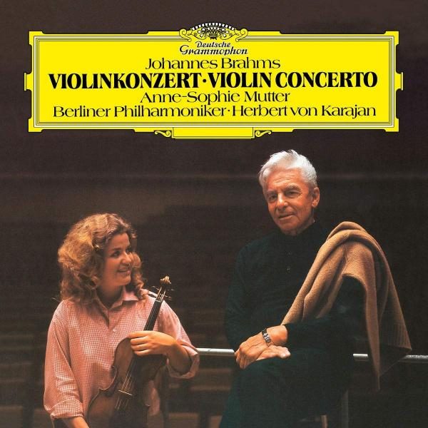 Brahms BrahmsAnne-sophie Mutter - : Violin Concerto In D