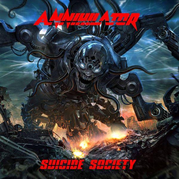 Annihilator Annihilator - Suicide Society все цены