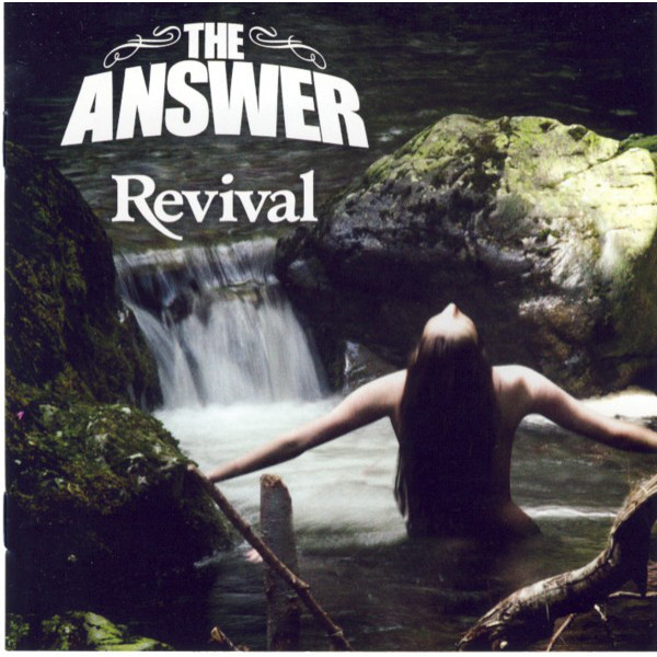Answer Answer - Revival (2 LP) king s revival
