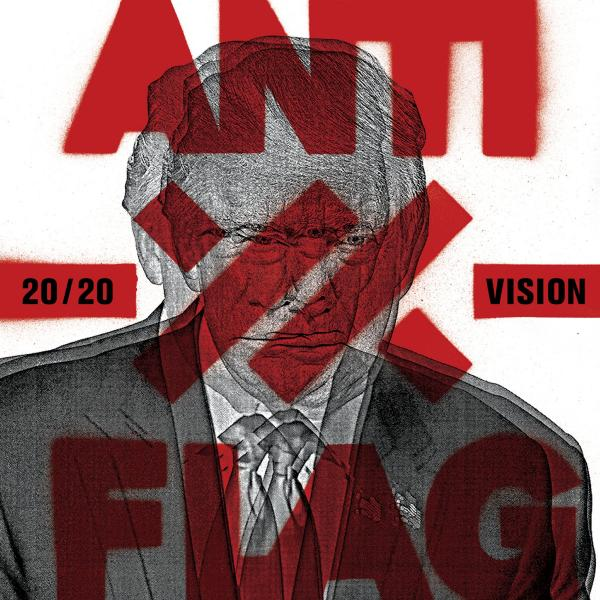 Картинка для Anti-flag Anti-flag - 20/20 Vision (colour)