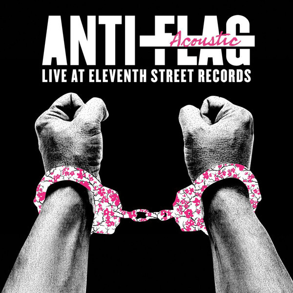 Anti-flag Anti-flag - Live Acoustic At 11th Street Records colombian flag body tattoo stickers